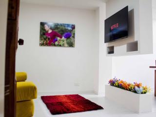 White duplex in La Candelaria - Bogota vacation rentals