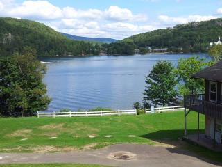 Up to 52 People! 600' Private Lake! 28 Acres! - Mont Tremblant vacation rentals