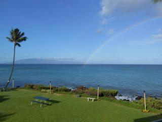 OceanFRONT not just a view. 2 King beds, LEDs - Lahaina vacation rentals