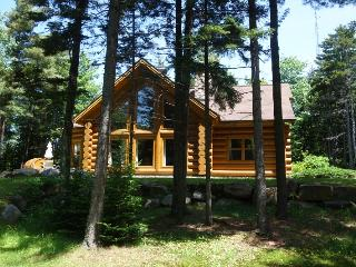 Deluxe Log Cabin - Saint Sauveur des Monts vacation rentals