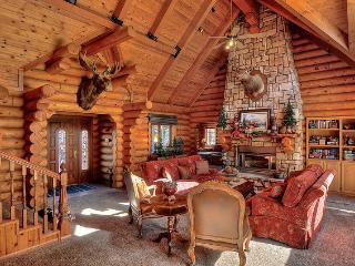 Beautiful Log Home in Luxury Neighborhood - Big Bear Lake vacation rentals