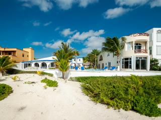 Private beachfront property with 4 rental units - Puerto Morelos vacation rentals