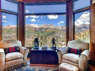 Jaw dropping views and 50 ft. walk to skiing! - The Penthouse at Lorian - Mountain Village vacation rentals