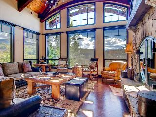 Fun and games. And golf. Private hot tub, golf course nearby - Tomboy Retreat - South Lake Tahoe vacation rentals