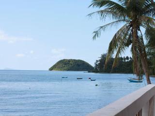 Beachfront house best sunset view near 4 seasons - Koh Samui vacation rentals
