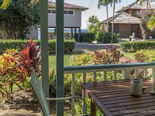 Baby Beach Bungalow, 2bdrm/2bath, opposite sandy, crescent shaped Baby Beach - Poipu vacation rentals