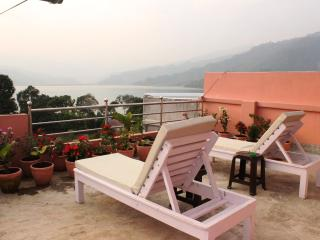 Studio with pvt lake terrace by Aaphanta Travels - Pokhara vacation rentals