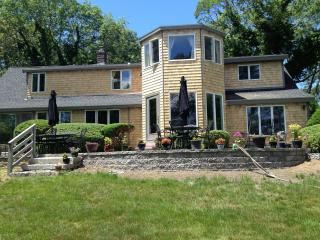 Enchanted, Secluded, Unique Lakefront Home - Falmouth vacation rentals