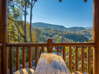 May Special from $169! 2BR Gatlinburg Cabin w/ Luxurious Amenities & View! - Gatlinburg vacation rentals