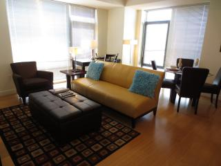 LUX 1BR IN HEART OF FENWAY + POOL, GYM, WIFI!! - Greater Boston vacation rentals
