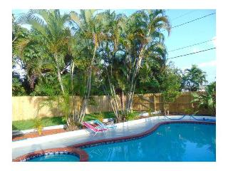 Pool House Close to the Beach - Weston vacation rentals