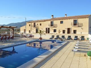 Spanish Villa Pinoso/Monovar (Entire House Rental) - Hondon de los Frailes vacation rentals