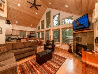 New Cabin in Evergreen Valley!  3BR/Loft + Bonus  **See Specials** - Ronald vacation rentals