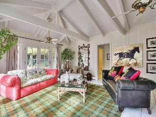 5BR/4BA Enchanting Estate on S.B Polo Fields and Close to Beach, Sleeps 12 - Carpinteria vacation rentals
