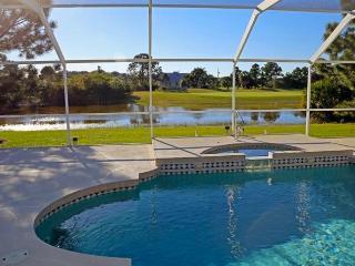 Beautiful Waterfront  Villa On Golf Course #58 - Rotonda West vacation rentals
