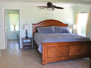Private Oceanfront Villa on 4 mile sand beach - Andros vacation rentals