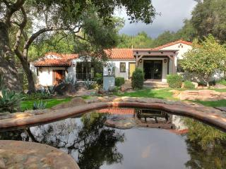 Mission Canyon - Santa Barbara County vacation rentals