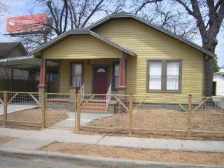 Totally Restored 1933 Craftsman Home just north of - San Antonio vacation rentals