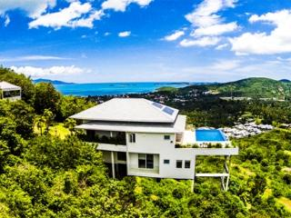 Baan Kuno: Infinity pool with stunning sea-views - Koh Samui vacation rentals