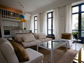 French elegance, 2 bed 3 bath, minutes from beach - Cote d'Azur- French Riviera vacation rentals