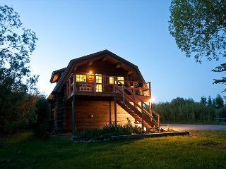 Quintessential Log Cabin - Teton Views - 2 Bedrooms - Wilson vacation rentals