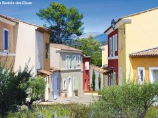 Bastide des Claux, Great 2 Bedroom Vacation House in Fayence - Savoie vacation rentals