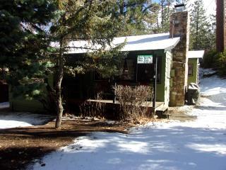 Cozy 2 bedroom Big Bear Cabin sleeps 4 (Boo Bear) - Big Bear Lake vacation rentals