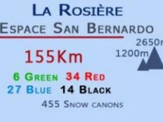 Les Cimes Blanches 2P4 - La Rosiere SAN BERNARDO - Image 1 - Savoie - rentals