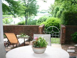 Prime Waterfront Condo on Lake Norman - 1st Floor - Pet Friendly - Boat Slip - 3 Bed 2 Bath - Sherrills Ford vacation rentals