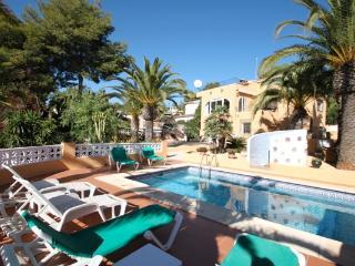 Las Palmeras - Benissa vacation rentals