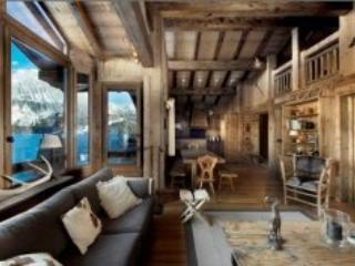 Chalet North Face - Courchevel LES 3 VALLEES - Rhone-Alpes vacation rentals