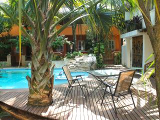 Charming two story house with pool and garden 3 - Tulum vacation rentals