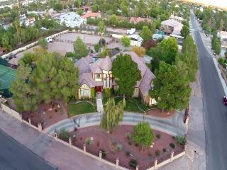 Red Rock Ranch Mansion - Alamo vacation rentals