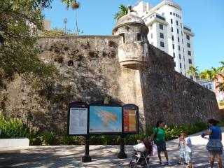 Old San Juan History + Modern Condo - San Juan vacation rentals