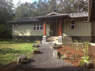 Hale OnaOna Beautiful Brandnew Upscale Home - Volcano vacation rentals