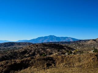 Gorgeous View - Hill Cabin - Morongo Valley vacation rentals