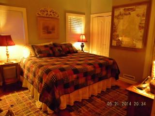 Perfect Romantic Adirondack Cabin Escape! - Wells vacation rentals