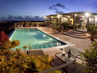 SPECIAL OFFER: Anguilla Villa 64 Unique Design Of Tropical Architecture And Expansive Bougainvillea Covered Decks. - Island Harbour vacation rentals