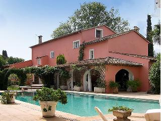 Cote d'Azur House for Family and Friends - La Maison Rose - Cabris vacation rentals