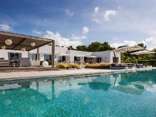 Modern Villa Vida Conta with Pool offers Space & Sleek Luxury - Near the Beach - Ibiza vacation rentals
