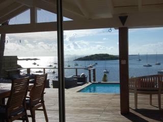 Villa Bella Pinel, beautiful view, cosy villa ! - Saint Martin vacation rentals