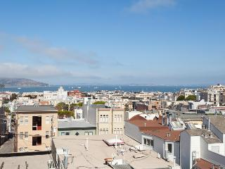 Beautiful North Beach Home with Roof Top Deck - Fremont vacation rentals