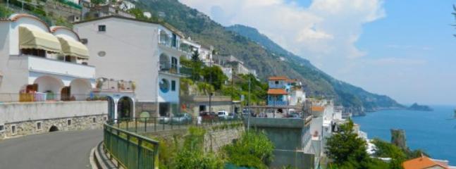 APPARTAMENTO ROSSO - AMALFI COAST - Praiano - Image 1 - Praiano - rentals