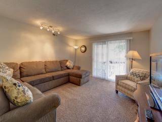 Comfortable and Spacious Condo - Large Bedrooms, Sleeps 6 in Beds, 2 Private Decks, Resort Amenities. - Saint George vacation rentals