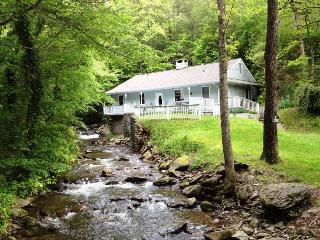 GERVINWOLD CREEKSIDE - Gatlinburg vacation rentals