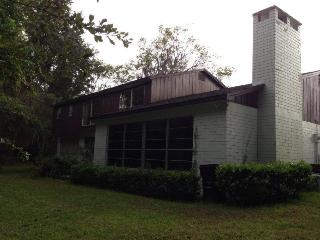 ______Mad Men vintage style home! 5 bedroom ,3.5BA - Micanopy vacation rentals
