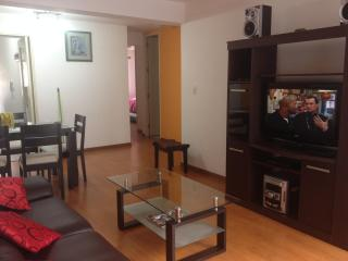 Miraflores furnished  king size bed  WI-FI central - Lima vacation rentals