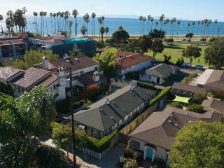 Steps From The Beach: Two Bedroom Santa Barbara - Santa Barbara vacation rentals