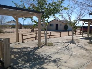 Off the Beaten Path but on the Grid 5 Acre Retreat - Joshua Tree vacation rentals