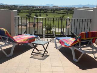 Luxurious Frontline Penthouse - Los Alcazares vacation rentals